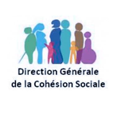 La Direction générale de la Cohésion Sociale est partenaire de l'Apajh.