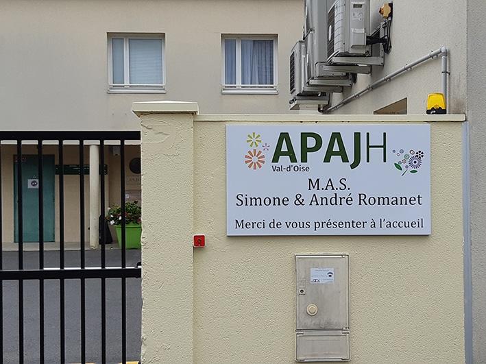 La MAS Simone & André Romanet à Domont