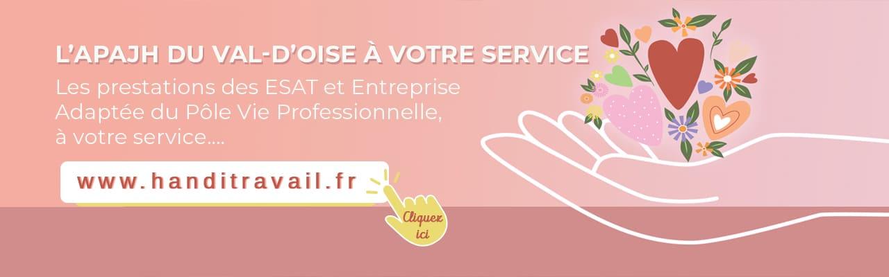 Les activités professionnelles Handitravail.fr
