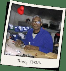 Portrait Thierry LEBRUN
