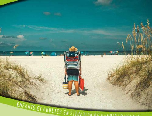 Les Éclés, vacances adaptées 2021